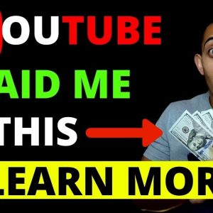 How Much Do YouTube Ads Pay You? My YouTube Revenue Revealed