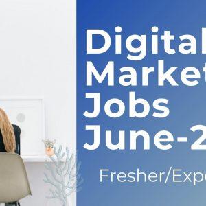 Digital Marketing Jobs in Hyderabad | Fresher Digital Marketing Jobs Hyderabad | Experienced