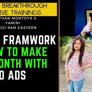 Make Your First 10k/Month With No Paid Ads - 5 Step Framework to Crushing Affiliate Marketing