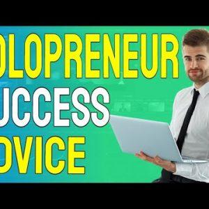 Solopreneur Mindset Tips for Success