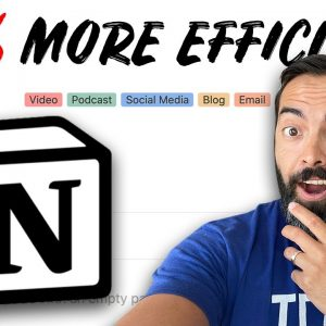 How to Efficiently Organize and Plan Your Content (This Saves Me So Much Time)