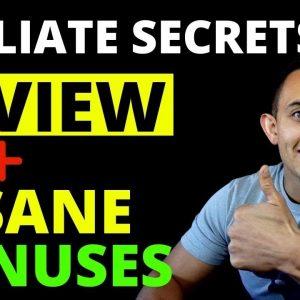 Affiliate Secrets 3.0 Review + Best Bonuses (Spencer Mecham's New Course)