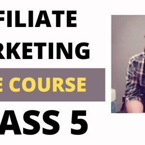 Affiliate Marketing Course Free Tutorial for Beginners 2021 |Promote Affiliate links Through YouTube