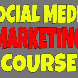 Social Media Marketing Course for Beginners