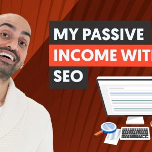 How I Earn Passive Income Every Day with SEO - And You Can Too 😉