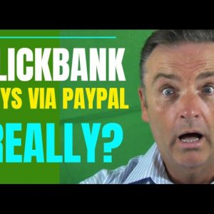 Can Clickbank Pay Via PayPal | How Does Clickbank Pay | Different Payment Options