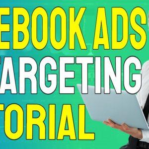 Retargeting Facebook Ads | Facebook Pixel Tutorial | Facebook Retargeting Ads 2021