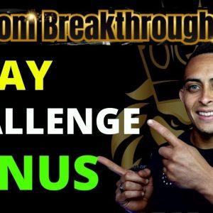 Get MY WHITE LABEL Funnel + Ebook NOW! 3-Day Business Breakthrough Challenge 2.0 Bonus