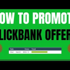 How To Promote Clickbank Products Without a Website | Live Campaign @Clickbank Success