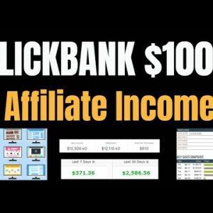 Clickbank Affiliate Marketing No Website | Passive Income Opportunity @Clickbank Success