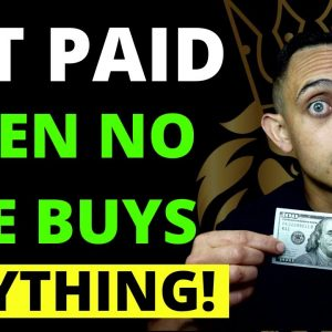 URGENT! Affiliate Program Pays You When No One Buys (IHub Global Review)