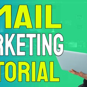 Getresponse Email Marketing Tutorial