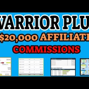 How To Make Money With WarriorPlus | Affiliate Marketing Tutorial For Beginners @Clickbank Success
