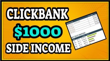 Zero To $1000/Days A-Z Tutorial   Clickbank Affiliate Marketing For Beginners @Clickbank Success